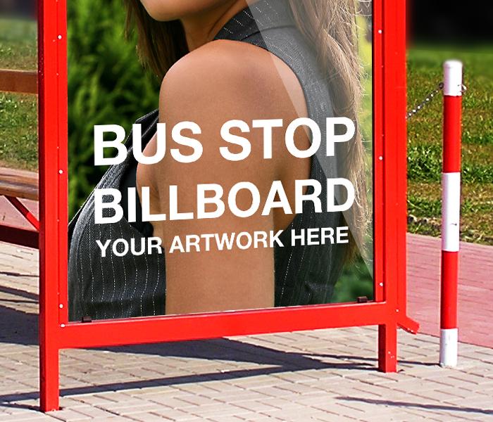 busstop2GemGfx Bus Stop Mockup