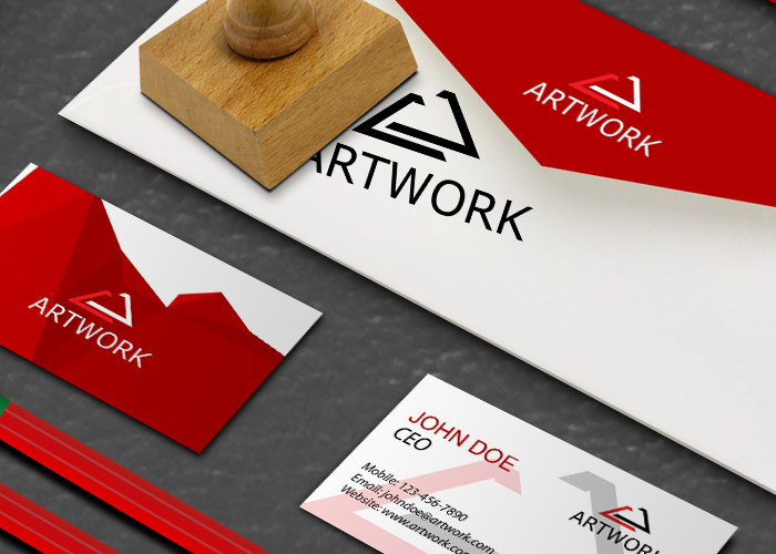 GemGfx Corporate ID Mockup 6